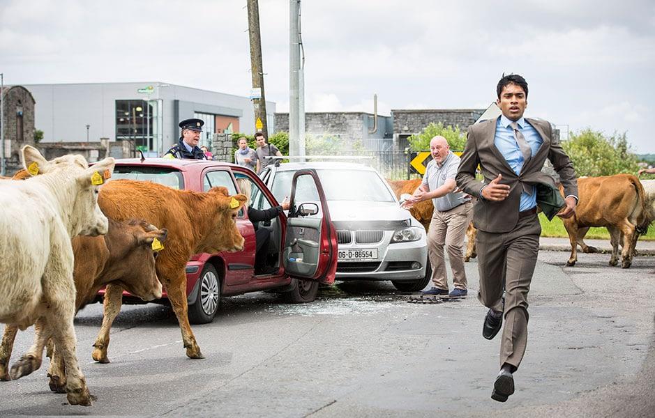 Still, Set still, publicity, irish film, Halal Daddy