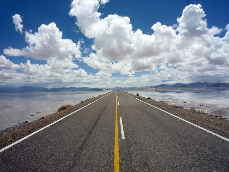 Photographer Dublin, Road, Argentina, north, salt flats, Travel