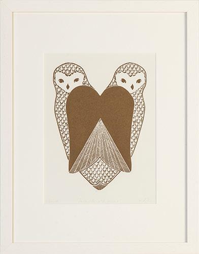 fawn, birds, owls, art print, product photography, shoot, Dublin, Ireland