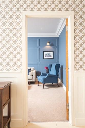 living room, luxury, photographer dublin, arm chair