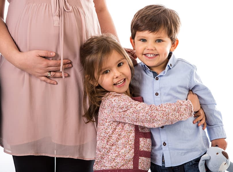 Pregnancy, children, stomach, belly, portrait, dublin