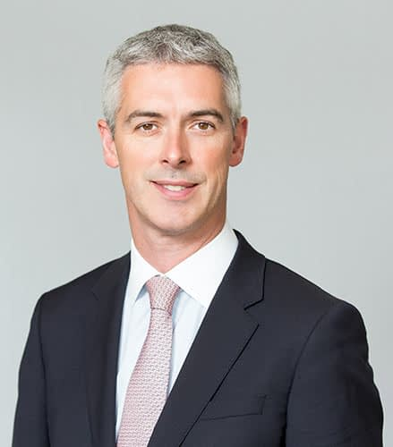 Corporate portrait, business headshot, man, suit